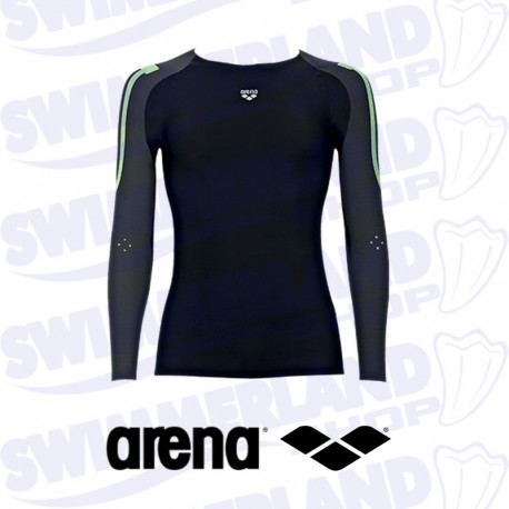 M Carbon Compression Long Sleeve