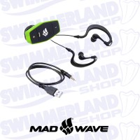 Aquatone Waterproof Mp3 Player 4 Gb