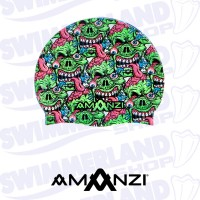 Braindead Swim Cap