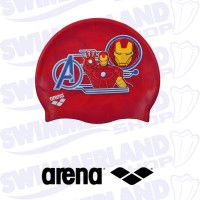 Iron Man Marvel Silicone Jr