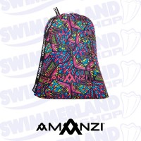 Candy Puzzle Mesh Bag