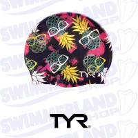 Pineapple Swim Cap