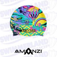 Fly Away Swim Cap