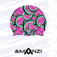 Melon Crush Swim Cap