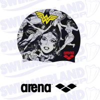 WB Wonder Woman Silicone Cap