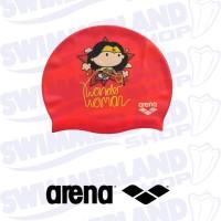 Wonder Woman Silicone Kids Cap