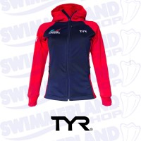 Female Track Suit Top British Federation