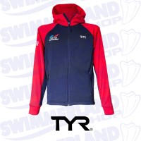 Male Track Suit Top British Federation