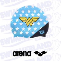 Wonder Woman - Heroes Silicone Cap