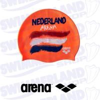 Nederland Flag Silicone Cap