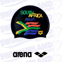 South Africa Flag Silicone Cap