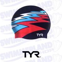 Zig Zag Swim Cap